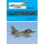 Douglas A-4 Skyhawk 144 pages. Perfect bound