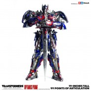 Transformers The Last Knight Action Figure 1/6 Optimus Prime 48 cm - ETA 04/2018