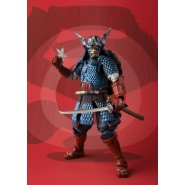 Marvel Comics MMR Action Figure Samurai Captain America Tamashii Web Exclusive 18 cm