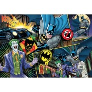DC Comics Supercolor Jigsaw Puzzle Batman (104 pieces)