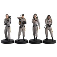 Ghostbusters Movie Collection Statues 1/16 4-Pack Original Movie Box 12 cm