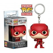 Justice League Movie Pocket POP! Vinyl Keychain Flash 4 cm