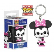 Disney Pocket POP! Vinyl Keychain Minnie Mouse 4 cm