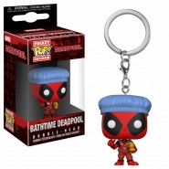 Deadpool Playtime Pocket POP! Vinyl Keychain Deadpool Bathtime 4 cm