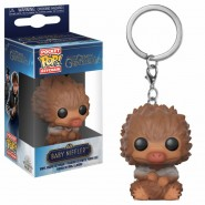 Fantastic Beasts 2 Pocket POP! Vinyl Keychain Baby Niffler (Tan) 4 cm