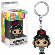 Wreck-It Ralph 2 Pocket POP! Vinyl Keychain Vanellope 4 cm