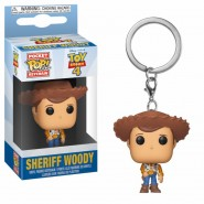 Toy Story 4 Pocket POP! Vinyl Keychain Woody 4 cm