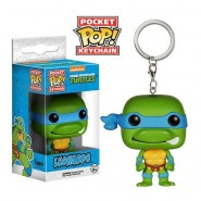Teenage Mutant Ninja Turtles POP! Vinyl Keychain Leonardo 4 cm