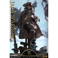 Dead Men Tell No Tales Movie Masterpiece DX Action Figure 1/6 Jack Sparrow