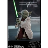 Star Wars Episode II Movie Masterpiece Action Figure 1/6 Yoda 14 cm (PREVISÃO DE CHEGADA: OUTUBRO DE 2019)