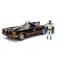 Batman Build N' Collect Diecast Kit 1966 Classic TV Series Batmobile with figures (PRE-PAINTED)