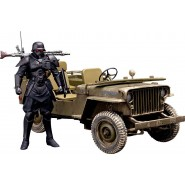 The Red Spectacles Plastic Model Kit 1/20 PLAMAX MF-35 minimum factory Protect Gear & Vehicle 9 cm