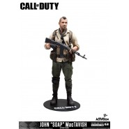 Call of Duty Action Figure John 'Soap' MacTavish 15 cm