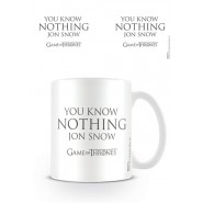 Game of Thrones Mug You Know Nothing Jon Snow