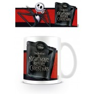 Nightmare Before Christmas Mug Jack Banner
