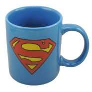 Superman Mug Logo Blue